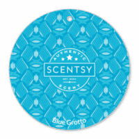 BLUE GROTTO SCENTSY SCENT CIRCLE