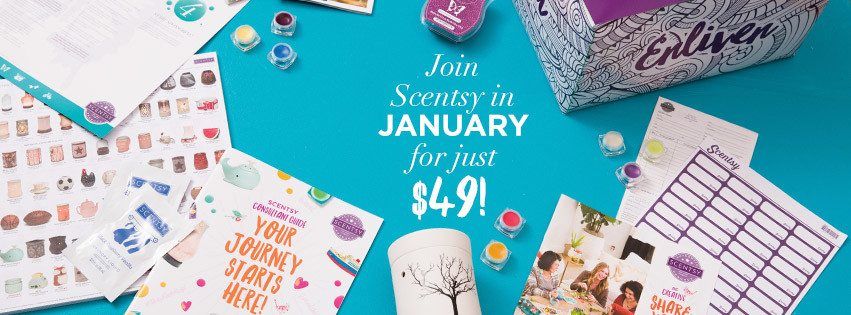 JOIN SCENTSY AND BECOME PART OF MY TEAM FOR JUST  MONTH OF JANUARY 2017 | JOIN SCENTSY AND BECOME PART OF MY TEAM FOR JUST MONTH OF JANUARY 2017 | Scentsy® Online Store | Scentsy Warmers & Scents | Incandescent.Scentsy.us