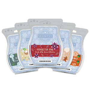 SCENTSY SCENTS OF THE SEASON MULTI-PICK CHOOSE YOUR BARS $20