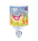 SWIRLY BIRD NIGHTLIGHT SCENTSY WARMER