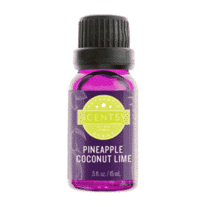 PINEAPPLE COCONUT LIME 100% SCENTSY NATURAL OIL 15 ML