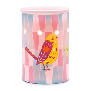 PRETTY BIRD SCENTSY WARMER