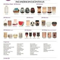 SCENTSY DISCONTINUED SPRING SUMMER 2017 PG 1 | SCENTSY SPRING SUMMER 2017 CATALOG SLIDESHOW | Scentsy® Online Store | Scentsy Warmers & Scents | Incandescent.Scentsy.us
