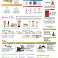 SCENTSY SPRING SUMMER 2017 BROCHURE PAGE 7