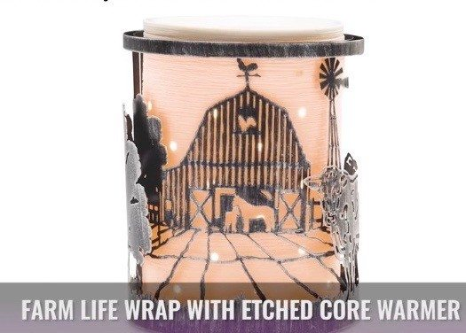 FARM LIFE SCENTSY WRAP ONLY