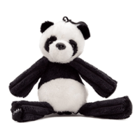 SCENTSY SHU SHU THE PANDA BUDDY CLIP + JAMMY TIME