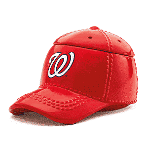 WASHINGTON BASEBALL CAP SCENTSY WARMER | DISCONTINUED ON SALE