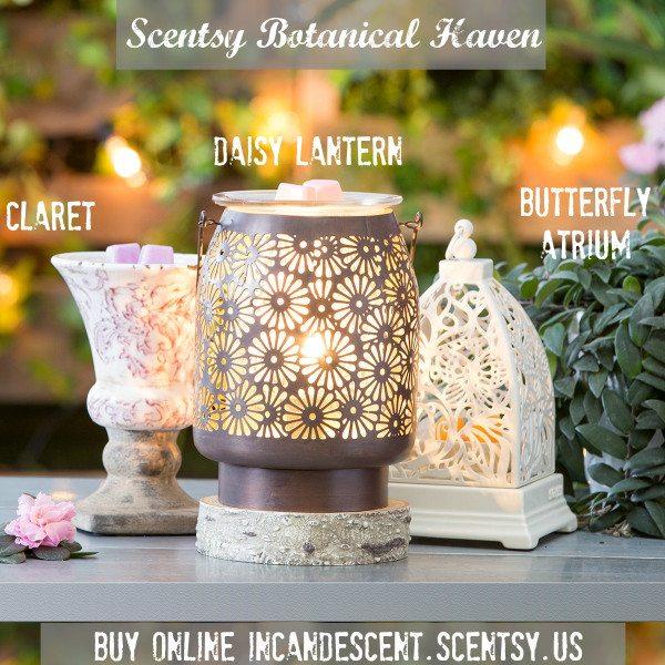 incandescent scentsybotanicalhaven   NEW! DAISY LANTERN SCENTSY WARMER   Shop Scentsy   Incandescent.Scentsy.us