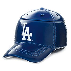 LOS ANGELES LA BASEBALL CAP SCENTSY WARMER | LOS ANGELES LA BASEBALL CAP SCENTSY WARMER | DISCONTINUED ON SALE