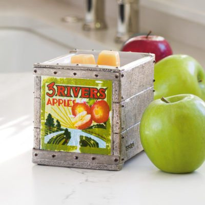 NEW! SCENTSY FRUIT CRATE WARMER