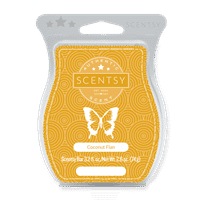 COCONUT FLAN SCENTSY BAR