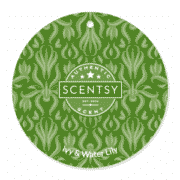 IVY & WATER LILY SCENTSY SCENT CIRCLE
