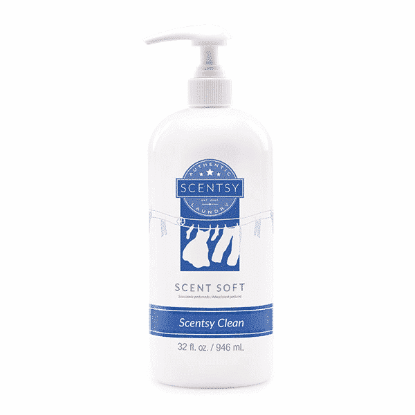 SCENTSY CLEAN BREEZE SCENT SOFT