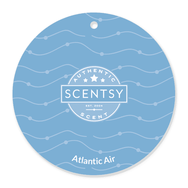 ATLANTIC AIR SCENTSY SCENT CIRCLE