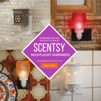 INCANDESCENT SCENTSY NIGHTLIGHT WARMERS (1)   Share your Love of Scentsy #SCENTSYSNAPSHOT
