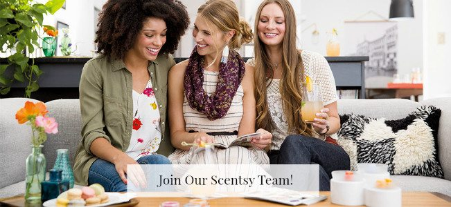 JOIN INCANDESCENT.SCENTY.US | BECOME A SCENTSY CONSULTANT AND JOIN OUR TEAM!