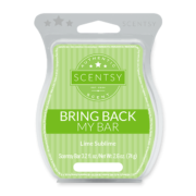 LIME SUBLIME BRING BACK MY SCENTSY BAR