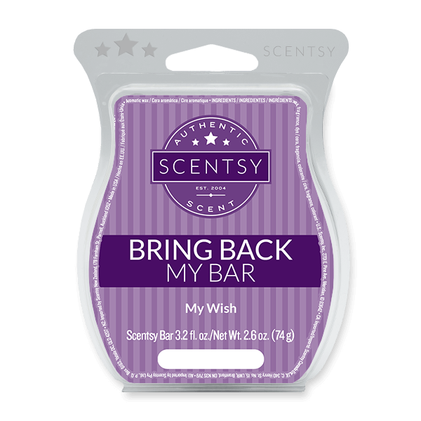 MY WISH SCENTSY BAR | BRING BACK MY BAR JUNE 2021