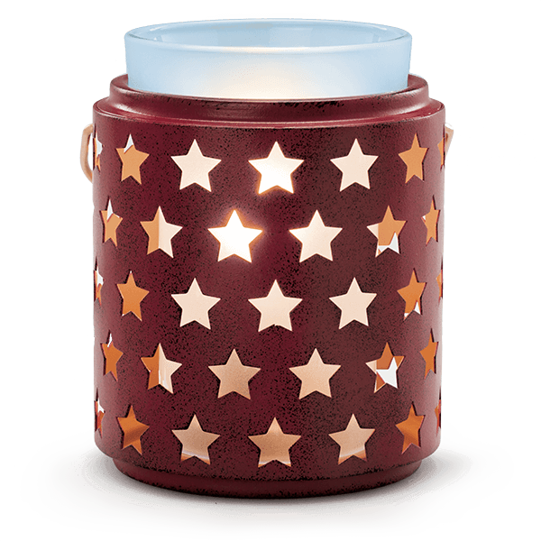 REVERE SCENTSY WARMER - JUNE 2017 WARMER OF THE MONTH