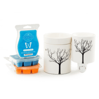 SCENTSY COMPANION SYSTEM - $30 WARMER - COMBINE & SAVE