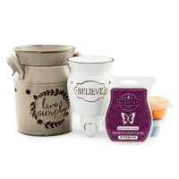SCENTSY COMPANION SYSTEM - $35 WARMER - COMBINE & SAVE