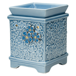 SCENTSY FORGET ME NOT WARMER | FORGET ME NOT SCENTSY WARMER ~ SPECIAL WHILE SUPPLIES LAST!