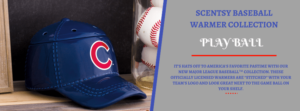 SCENTSY BASEBALL WARMER COLLECTION