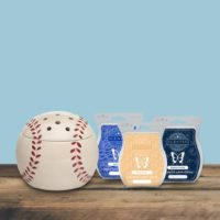 HOMERUN! SCENTSY WARMER FATHER'S DAY BUNDLE 2017 | SCENTSY JULY 2017 WARMER AND SCENT OF THE MONTH ~ SUMMER SANDCASTLE SCENTSY WARMER AND PRISTINE WATERS | Scentsy® Online Store | Scentsy Warmers & Scents | Incandescent.Scentsy.us