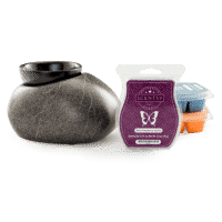 SCENTSY SYSTEM - $25 WARMER & 3 SCENTSY BARS - COMBINE & SAVE