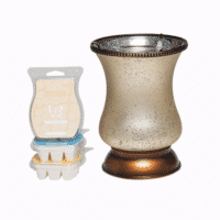 SCENTSY SYSTEM - $45 WARMER & 3 SCENTSY BARS - COMBINE & SAVE