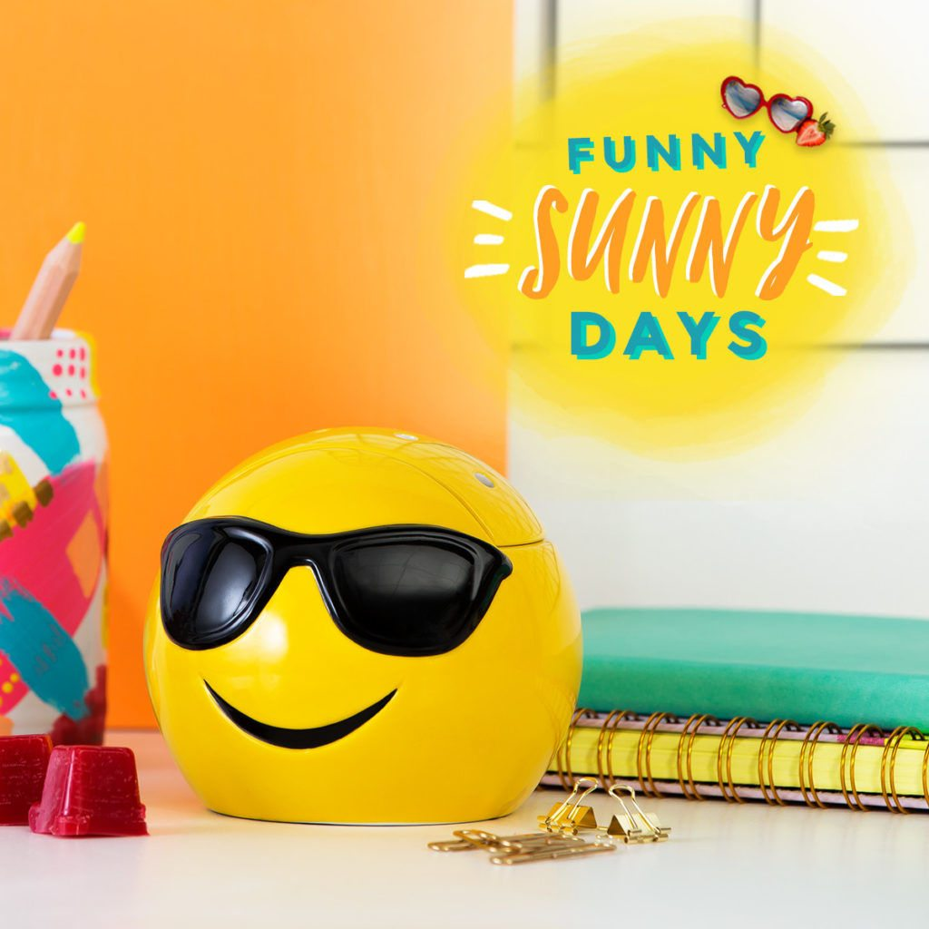 FUNNY SUNNY DAYS - SCENTSY SUMMER 2017 COLLECTION