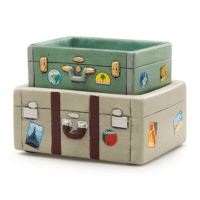 BON VOYAGE LUGGAGE SCENTSY WARMER