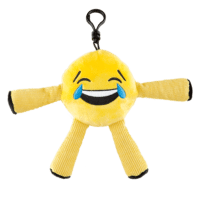 BAHAHAHA EMOJI + OODLES OF ORANGE FRAGRANCE SCENTSY BUDDY CLIP