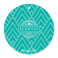 JET SET GO! SCENTSY SCENT CIRCLE