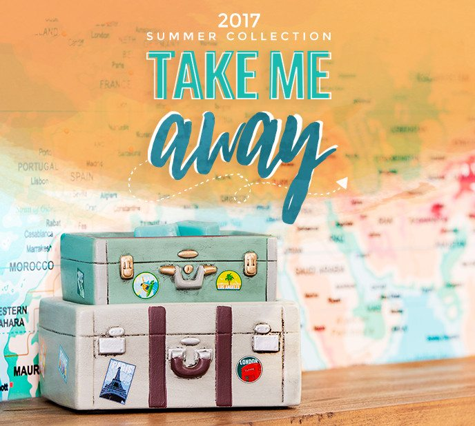 SUMMER COLLECTION SCENTSY JUNE 2017