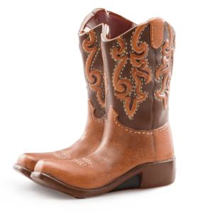 RODEO COWBOY BOOTS SCENTSY WARMER