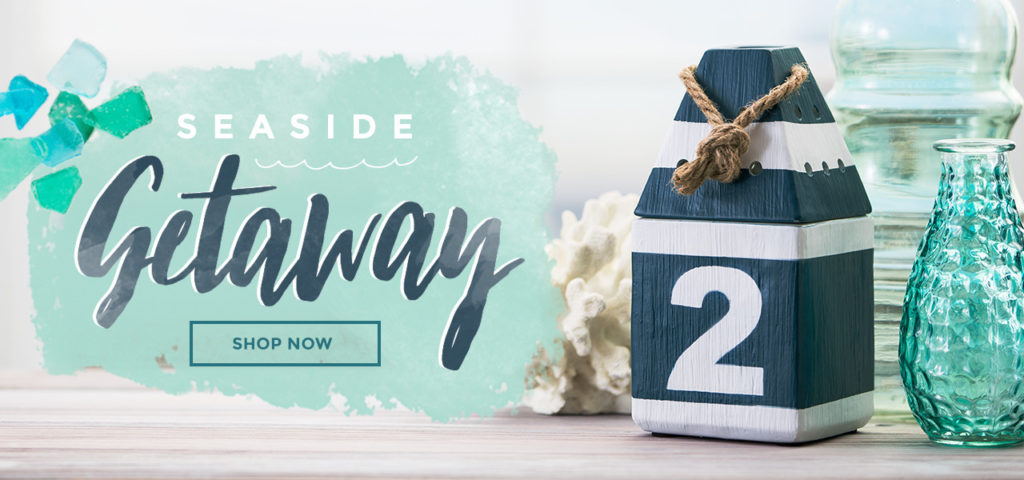 SCENTSY SUMMER COLLECTION SEASIDE GETAWAY   Shop the Limited Edition Scentsy Summer June 2017 Warmer & Fragrance Collection   Scentsy® Online Store   Scentsy Warmers & Scents   Incandescent.Scentsy.us