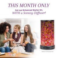 JOIN SCENTSY AUGUST 2017 DIFFUSER OPTION | SCENTSY SEPTEMBER 2017 WARMER AND SCENT OF THE MONTH ~ JACK SCENTSY WARMER & MANDARIN TOFFEE TREAT FRAGRANCE