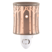 ASPEN GROVE NIGHTLIGHT MINI SCENTSY WARMER | DISCONTINUED