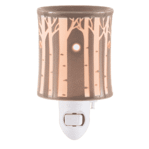 ASPEN GROVE NIGHTLIGHT MINI SCENTSY WARMER