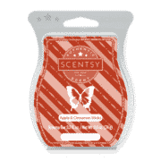 APPLE AND CINNAMON STICKS SCENTSY BAR