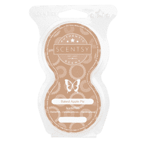 BAKED APPLE PIE SCENTSY POD TWIN PACK | NEW! BAKED APPLE PIE SCENTSY GO POD BEADS | Shop Scentsy | Incandescent.Scentsy.us