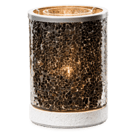 BLACK CRUSH LAMPSHADE SCENTSY WARMER