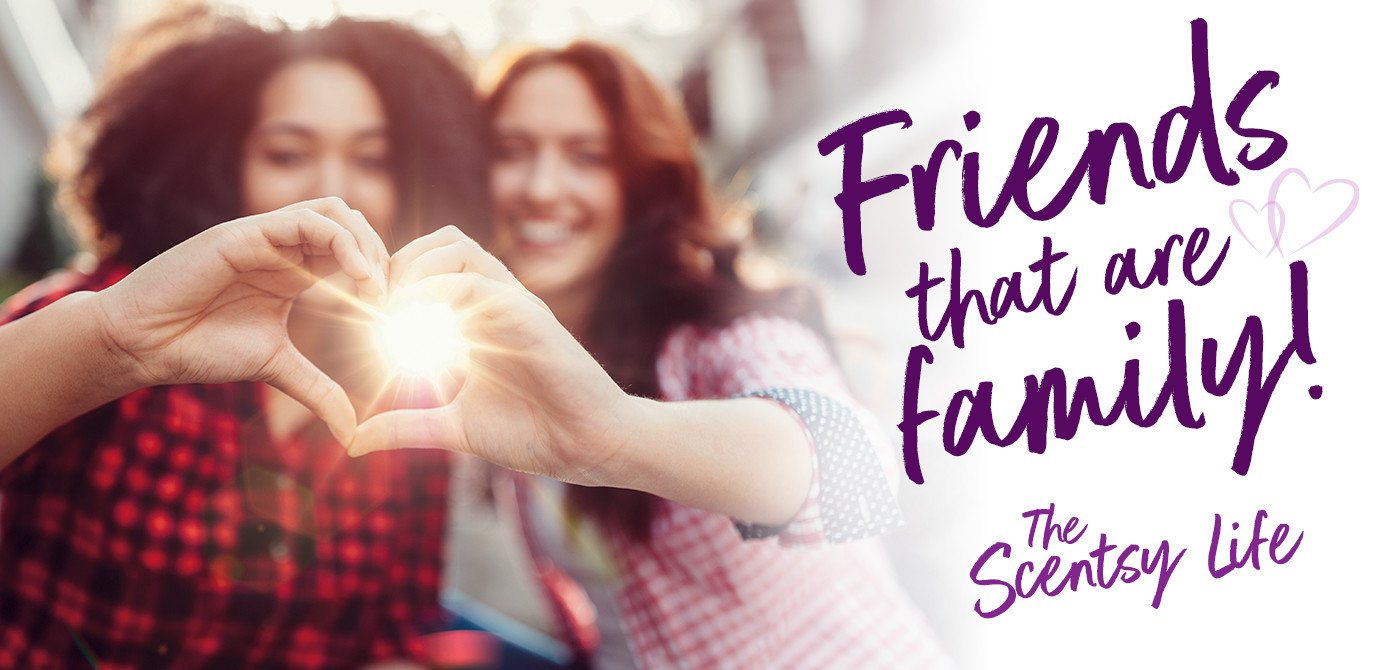 JOIN SCENTSY FAMILY