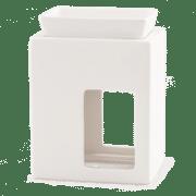 CONTEMPO WHITE SCENTSY WARMER