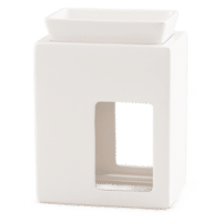 CONTEMPO WHITE SCENTSY WARMER