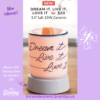 NEW! DREAM IT LIVE IT LOVE IT NIGHTLIGHT MINI SCENTSY WARMER | Shop Scentsy | Incandescent.Scentsy.us