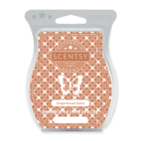 GINGERBREAD DONUT SCENTSY BAR