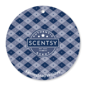 HOMESTEAD HOLIDAY SCENTSY SCENT CIRCLE | Homestead Holiday Scentsy Scent Circle | Shop Scentsy | Incandescent.Scentsy.us