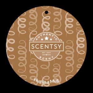 HUG IN A MUG SCENTSY SCENT CIRCLE | Hug in a Mug Scentsy Scent Circle | Shop Scentsy | Incandescent.Scentsy.us